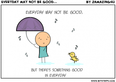 The Little Good Things